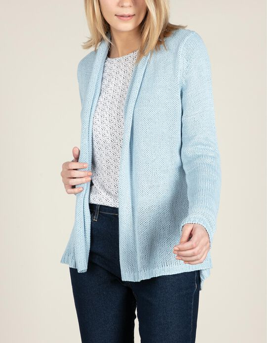 Cardigan with Lapels, Essentials