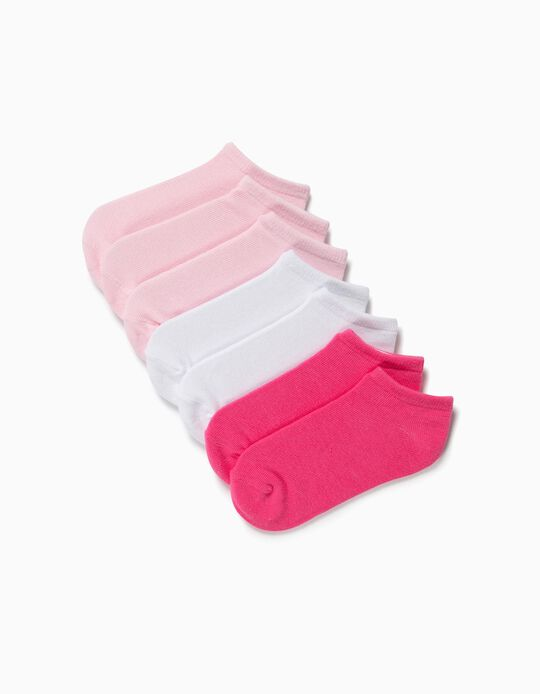 Invisible Socks, pack of 7