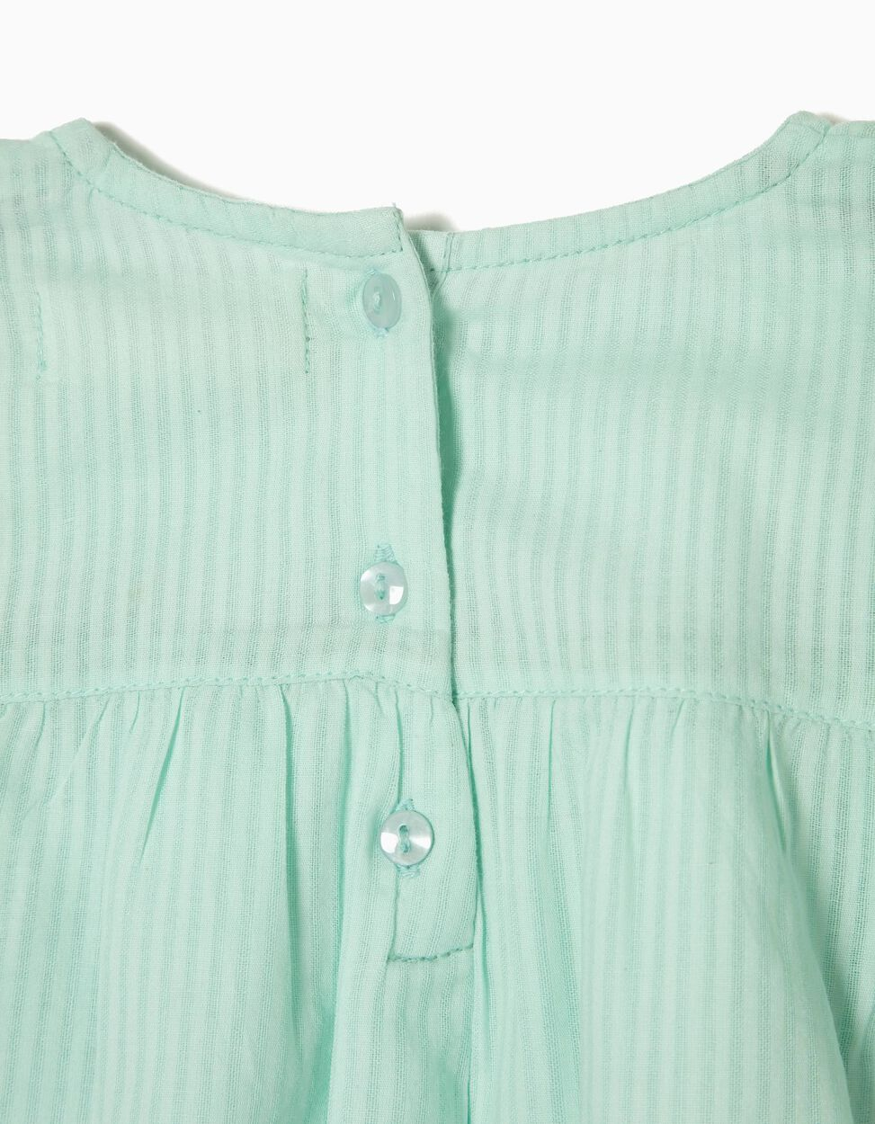 Blusa Folhos