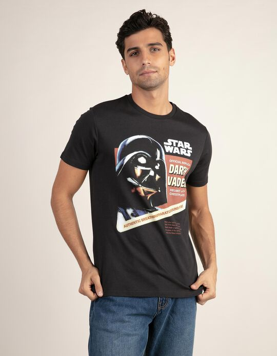 T-shirt lisa Star Wars