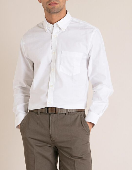 Camisa lisa Essentials