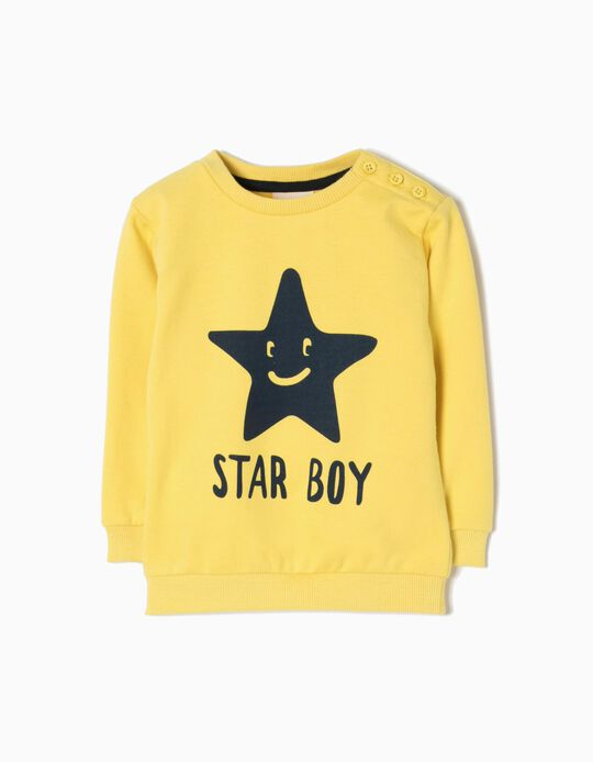 Sweatshirt Star Boy