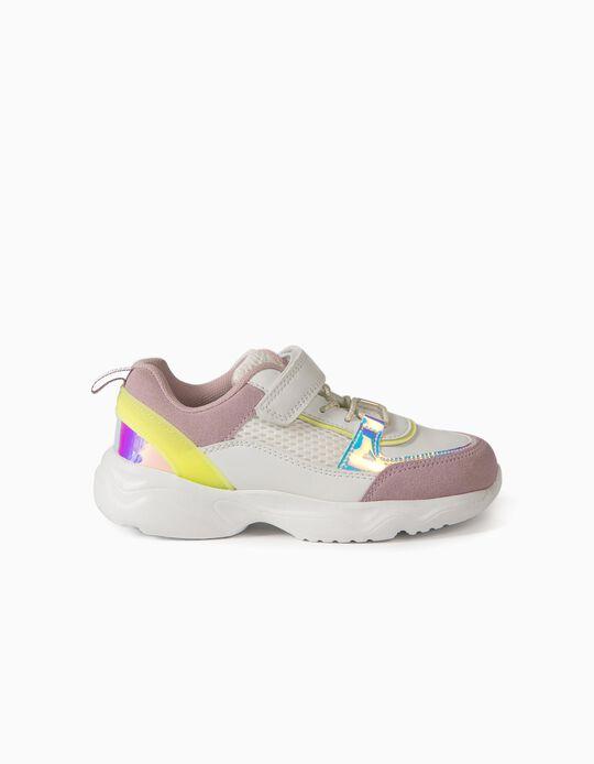 Chunky Trainers for Girls 'ZY Superlight Runner', Multicoloured