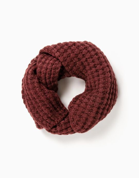 Fancy Knit Scarf