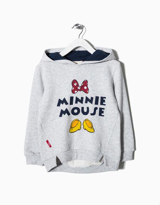 Sweatshirt capuz Minnie