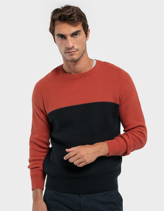 Jumper in 100% Cotton