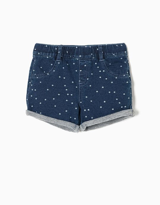 Denim Shorts, Stars