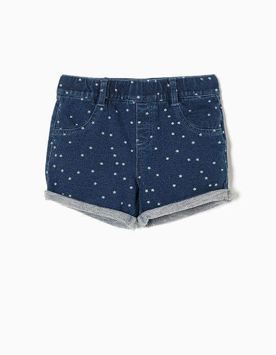 Denim Shorts, Stars