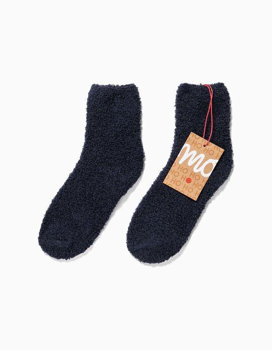Soft Christmas Socks