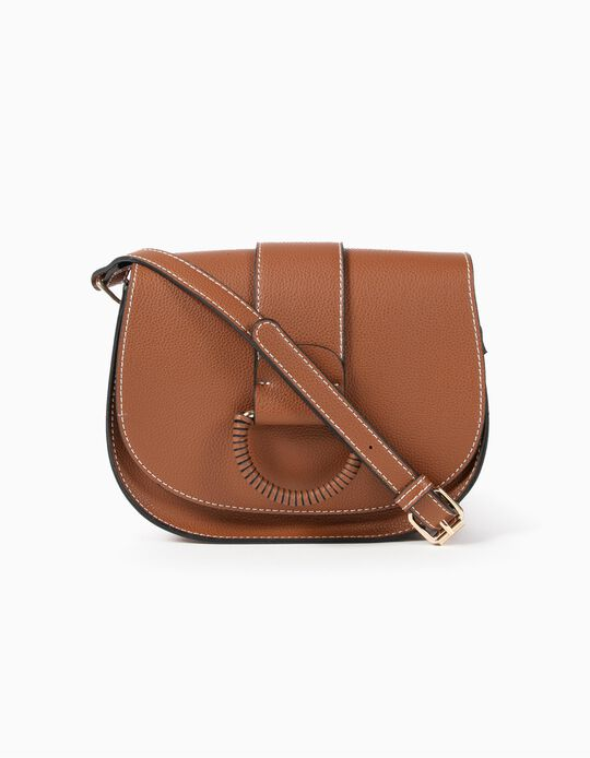 Crossbody Bag with Flap