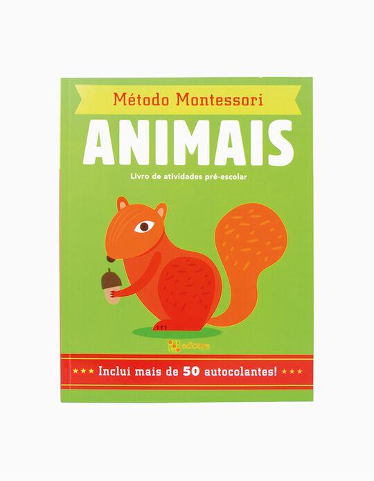Livro de Atividades dos Animais Edicare