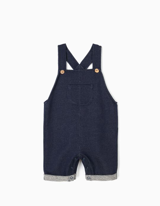 Macacão para Bebé Menino, Azul