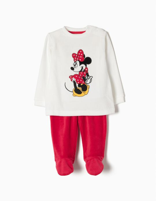 Pijama Minnie Christmas