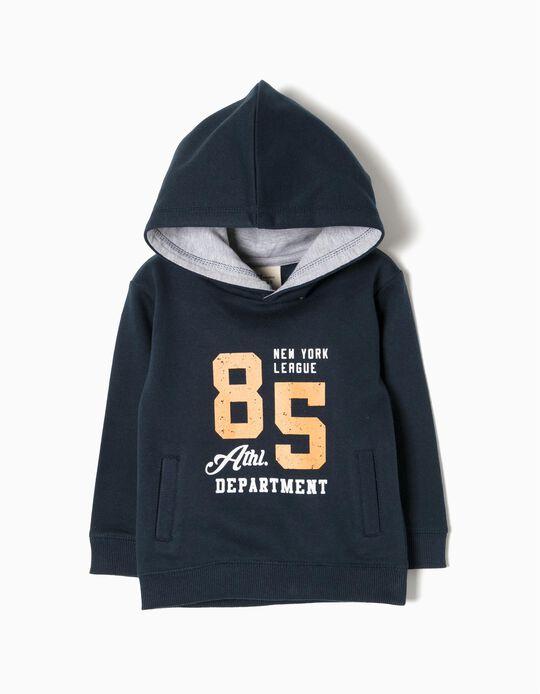 Sweatshirt Capuz 85