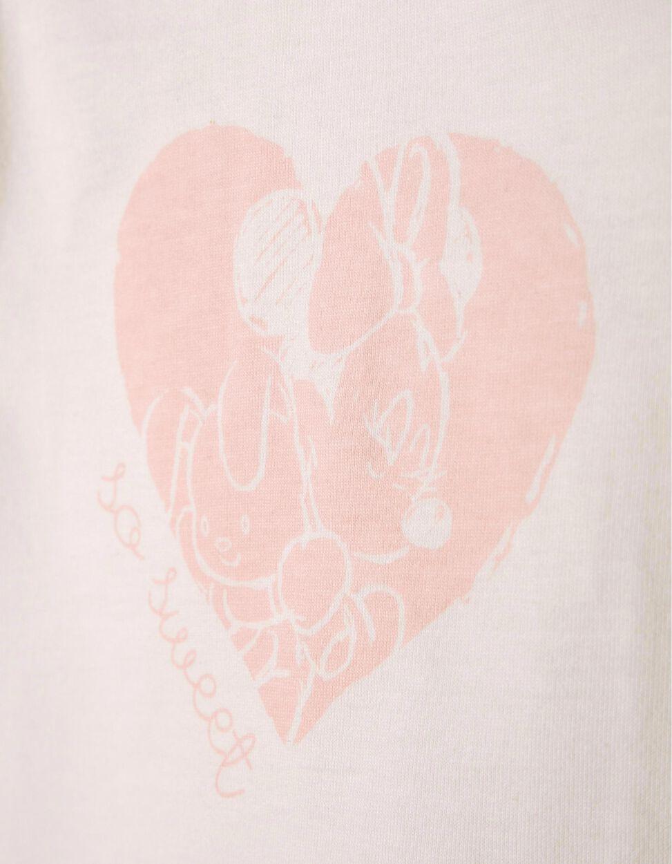 T-shirt Manga Comprida Minnie So Sweet
