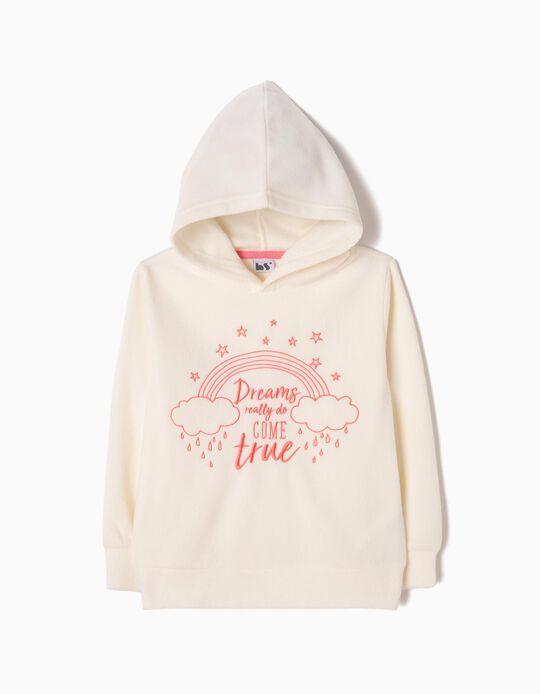 Sweatshirt Com Capuz Dreams Really Come True