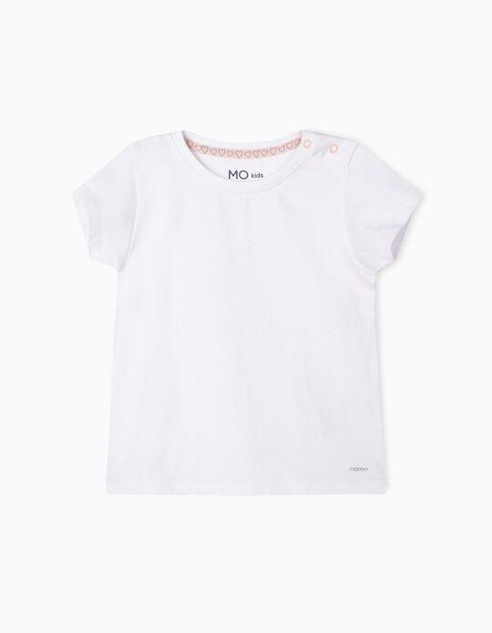 T-shirt para Bebé Menina