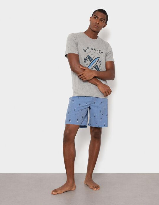 Pyjamas for Men, 'Surfer'