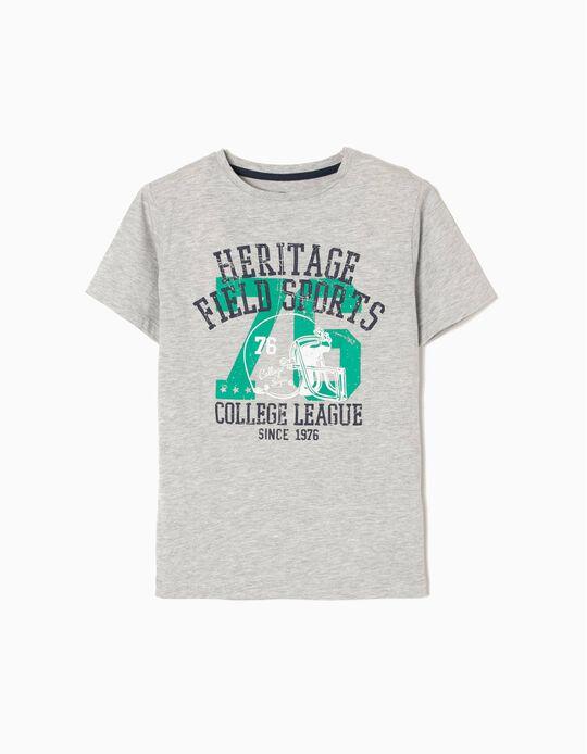 T-shirt College League
