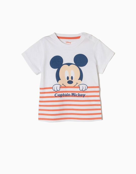 T-shirt Captain Mickey