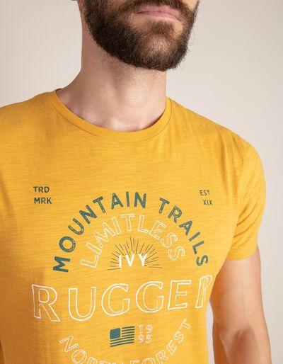 T-shirt Mountain Trails