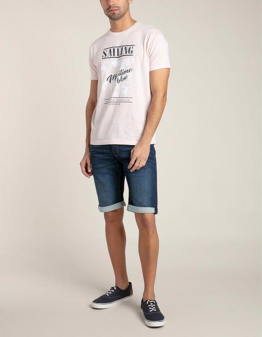Maritime Blue T-Shirt