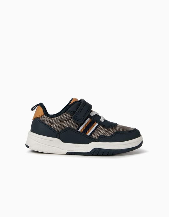Trainers for Baby Boys 'ZY JPN 96', Dark Blue