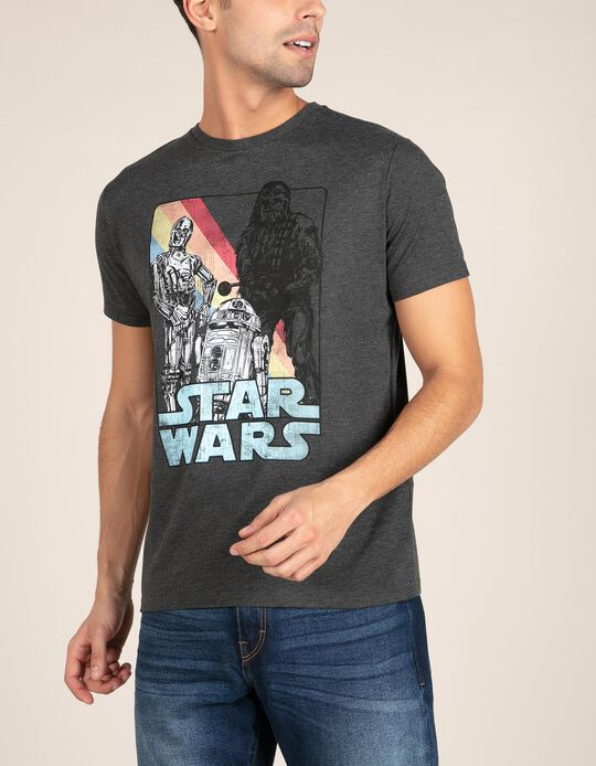 T-shirt mescla Star Wars