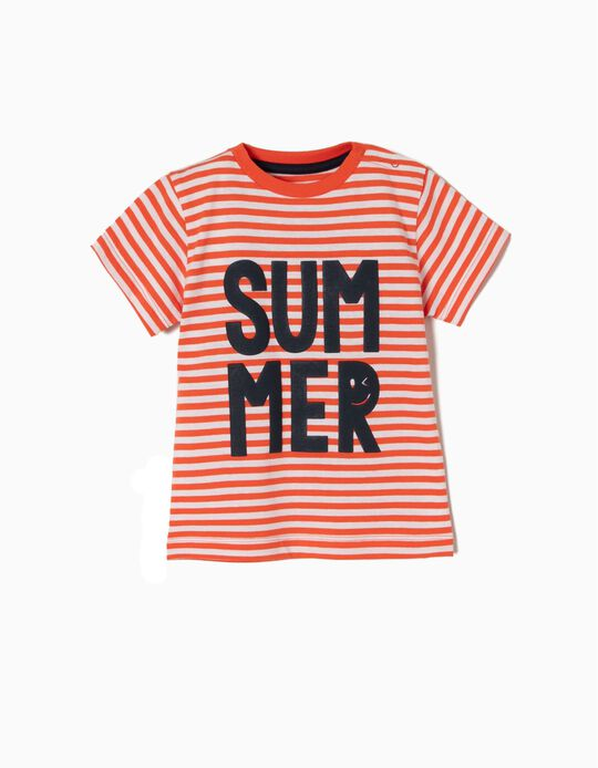 T-shirt Estamapda Summer