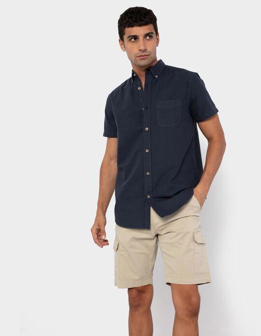 Cotton Shirt, Men