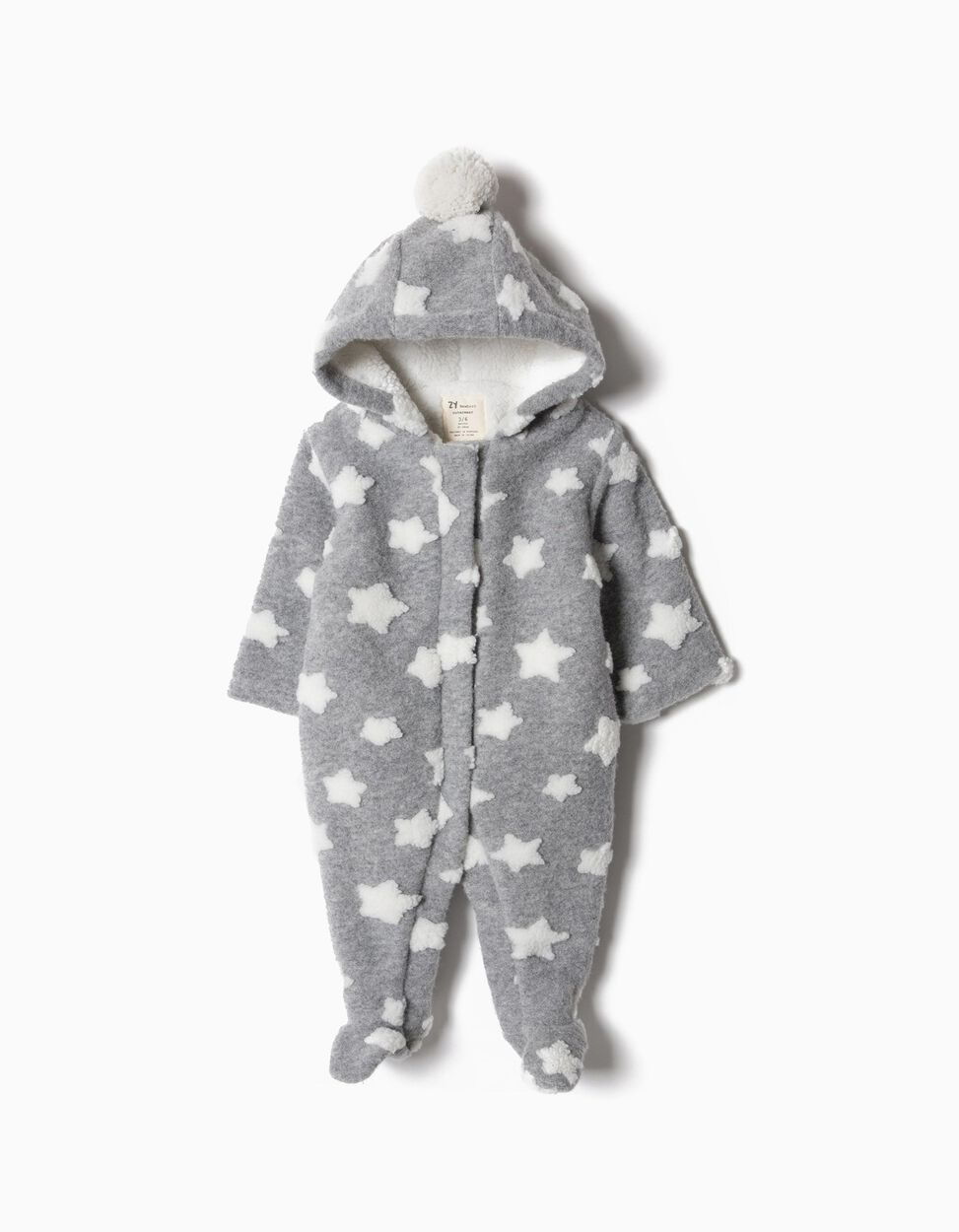 Babygrow Estrelas
