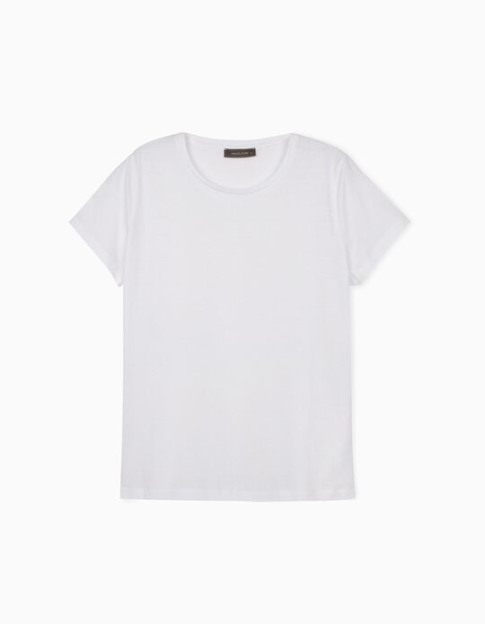 Basic Cotton T-shirt, Mo Essentials