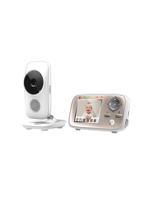 Intercomunicador De Video Mbp667 Motorola