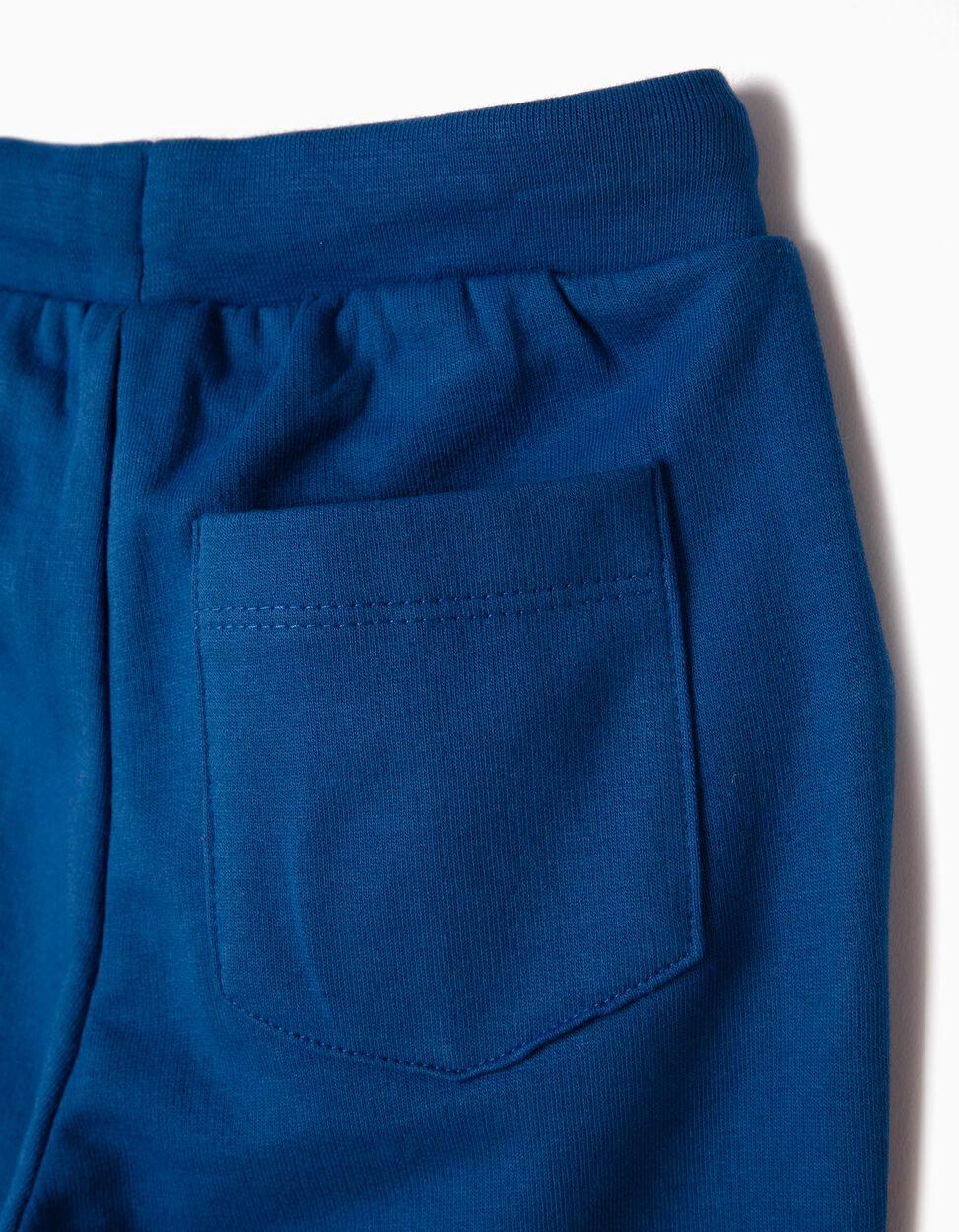 Calças De Treino Azuis
