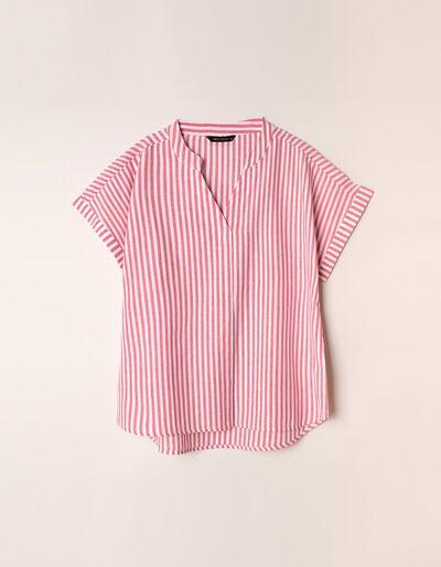 Blusa Riscas