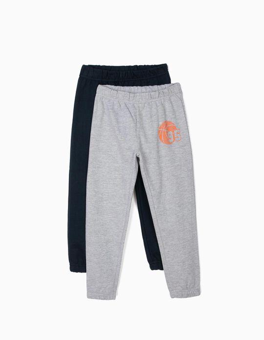 Conjunto de calças de treino