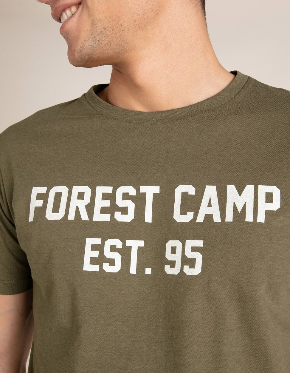 T-Shirt Forest Camp