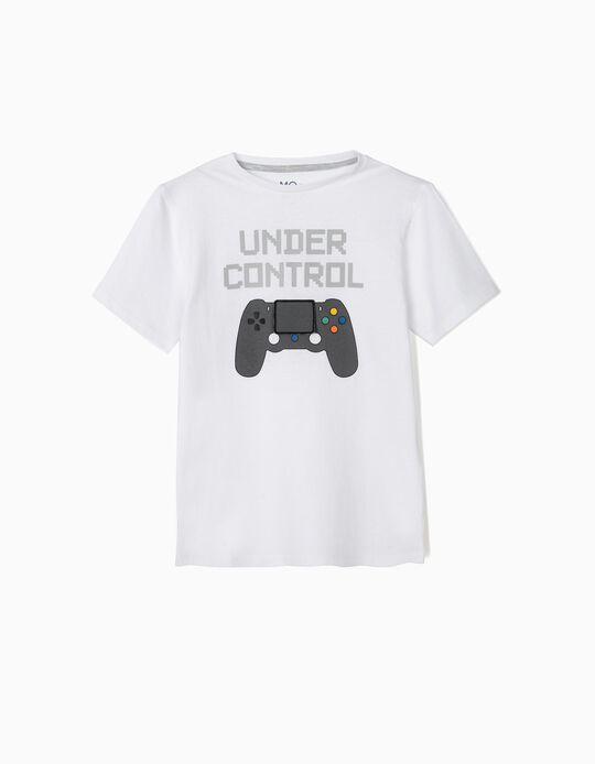 T-shirt Under Control