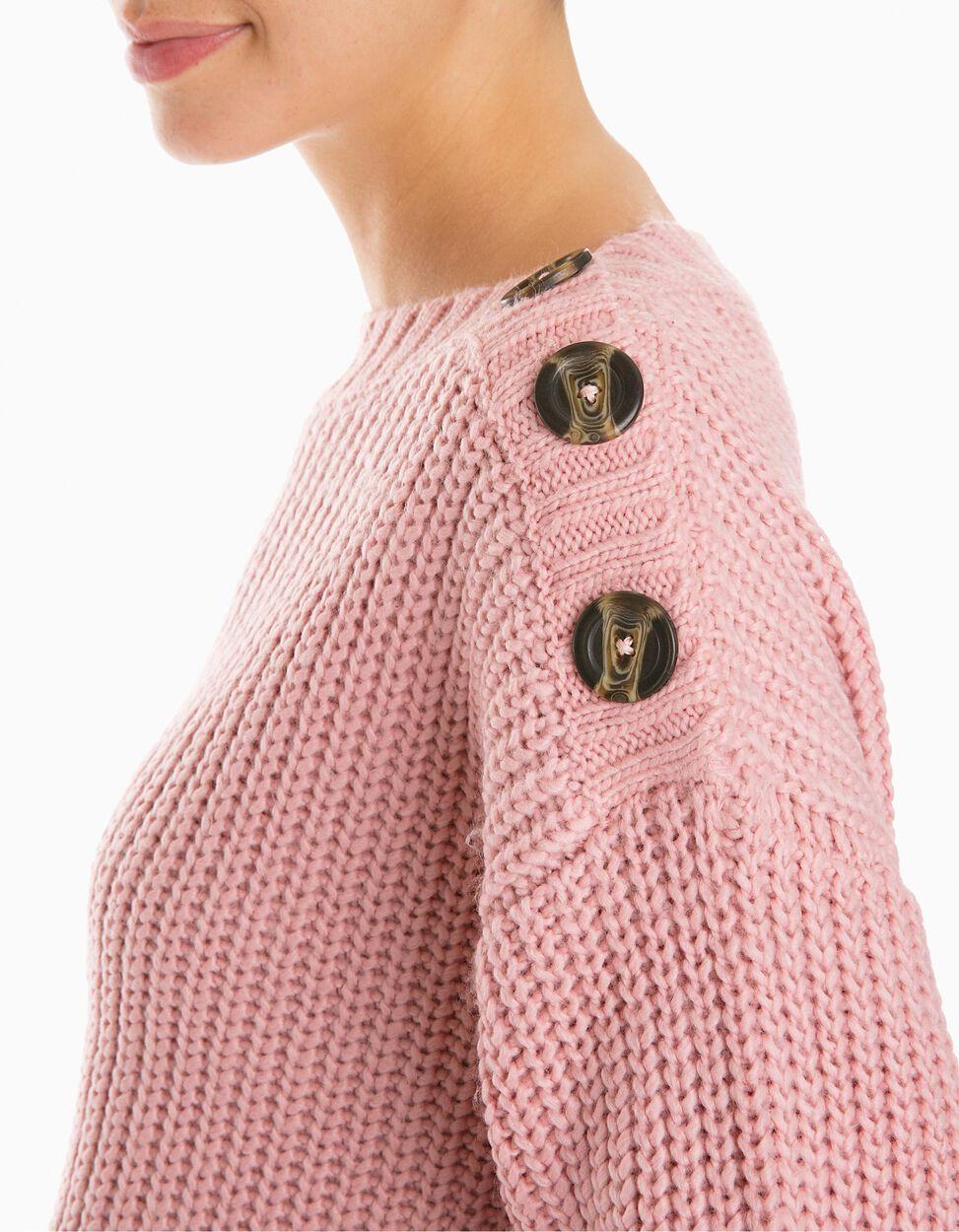 Camisola Com Botões