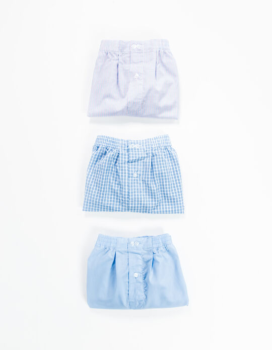 Pack 3 boxers sortidos