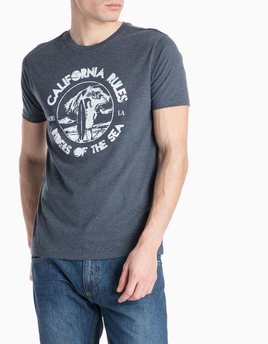 T-Shirt California Rules