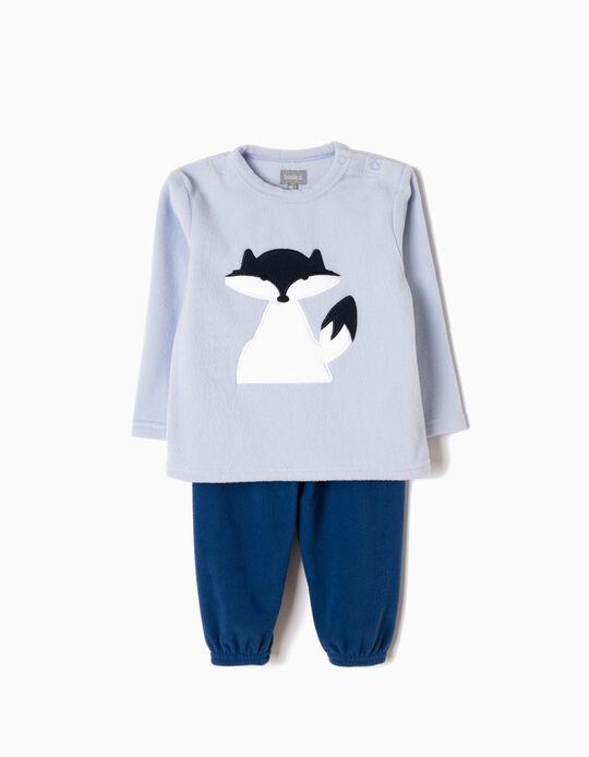 Pijama Polar Fox