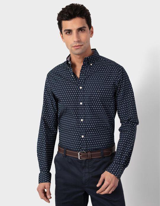 Patterned Shirt, for Men