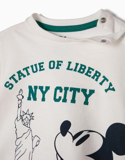 T-shirt e Calções Mickey Statue of Liberty