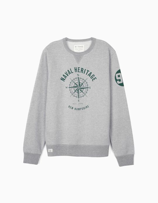 Sweatshirt, Naval Heritage