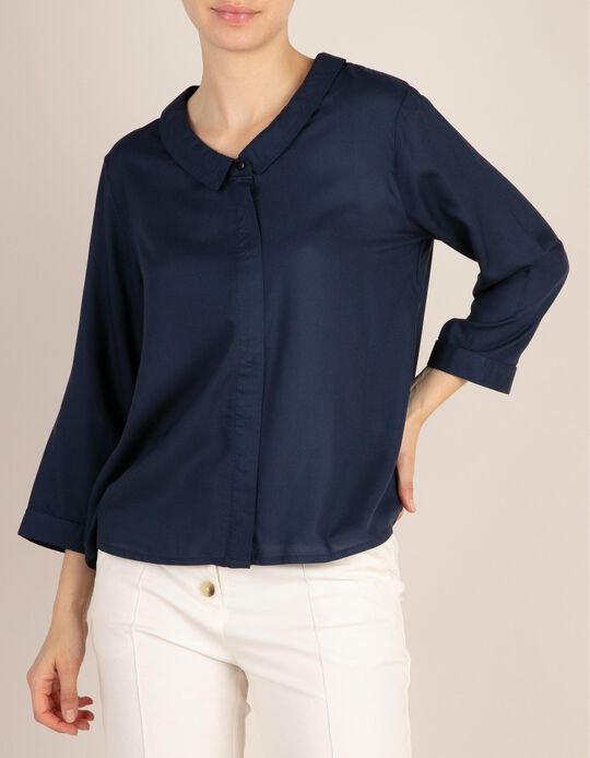 Blouse, 3/4 Sleeves