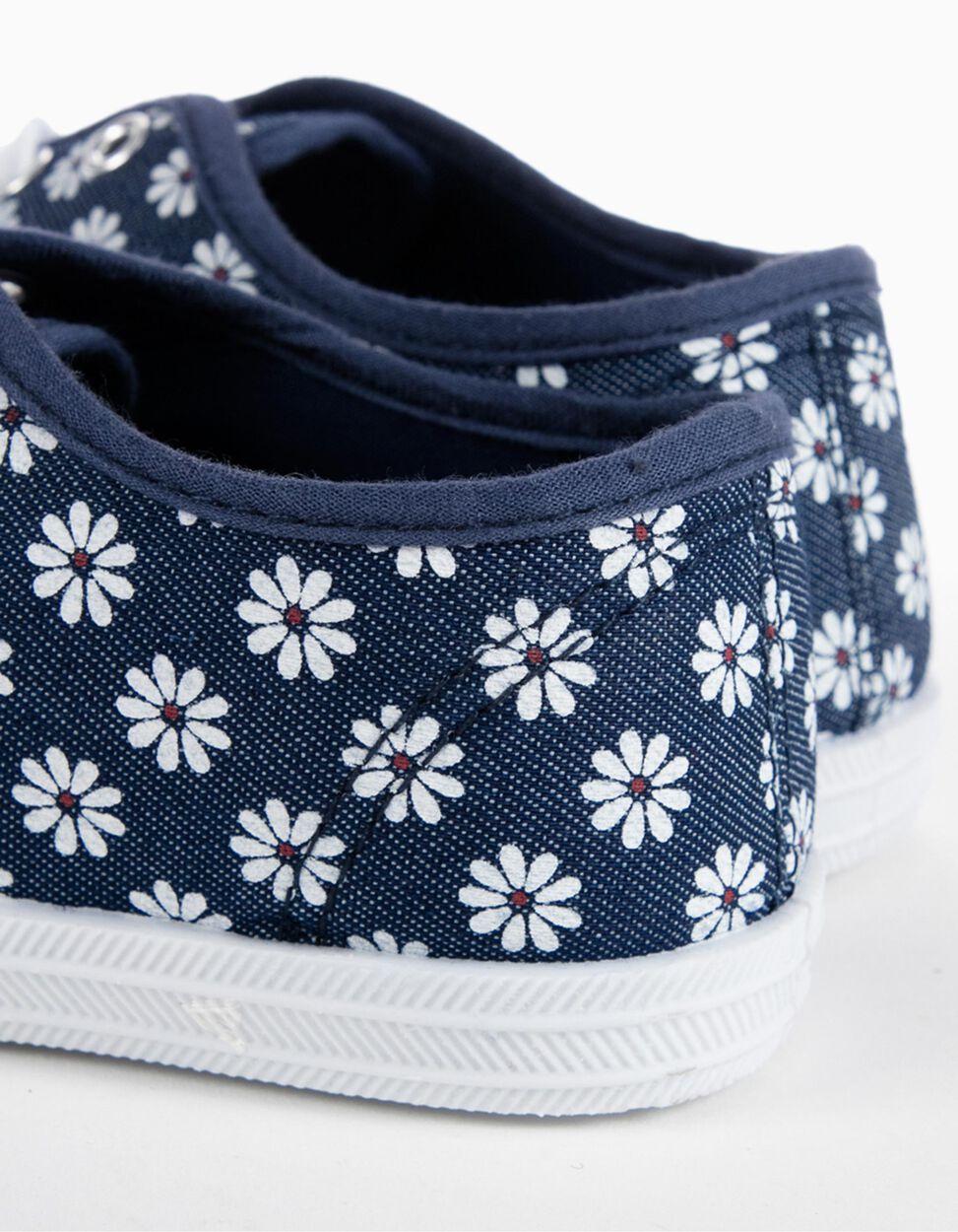 Sapatilhas Plimsoles Daisy