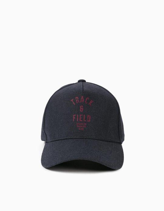 Printed Cap, for Men