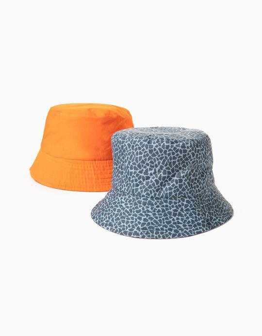 2 Hats for Children, Orange