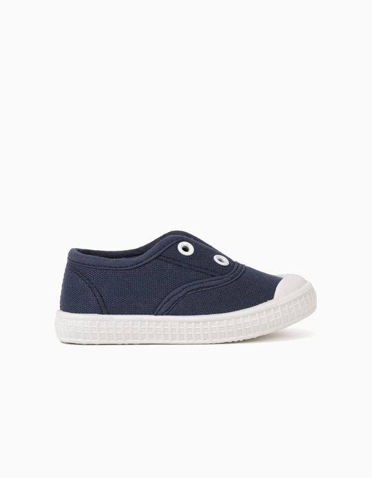 Canvas Trainers, Baby Boys